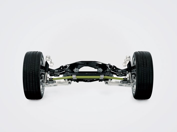SGL Carbon's Leaf Spring for diverse Volvo Models