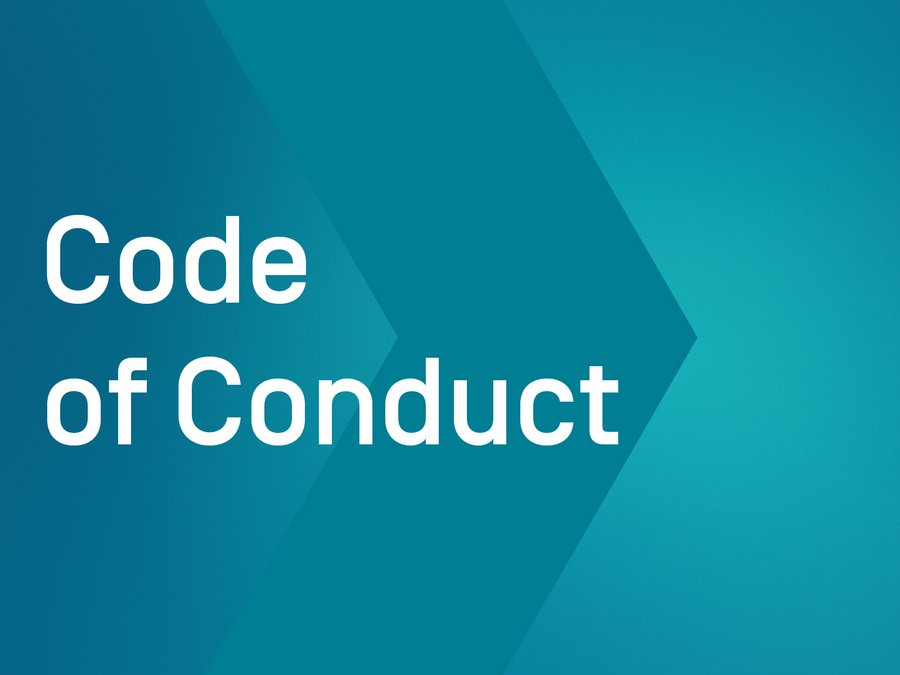 Responsible and lawful conduct is a prerequisite for all our business activities and relationships. The Code of Conduct emphasizes this obligation and reflects our shared values.